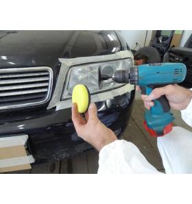 Leštiaci kotúč molitan žltý 85mm