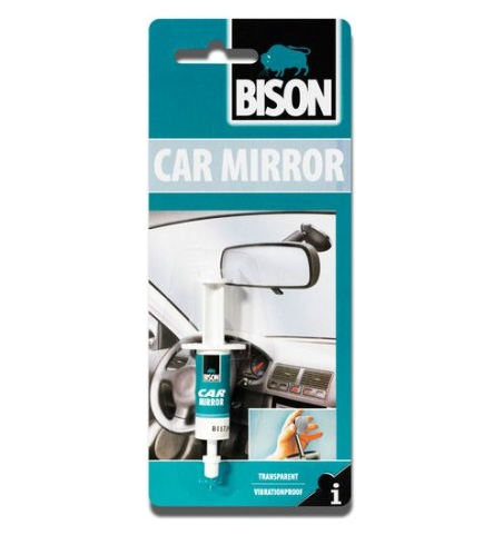 Lep Bison Car Mirror