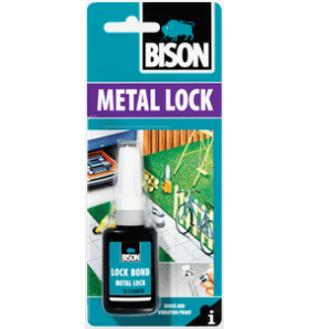 Bison Metal Lock