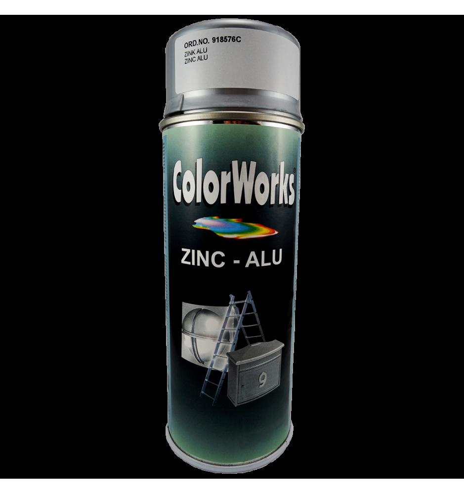 Sprej CW Zink-ALU Silver