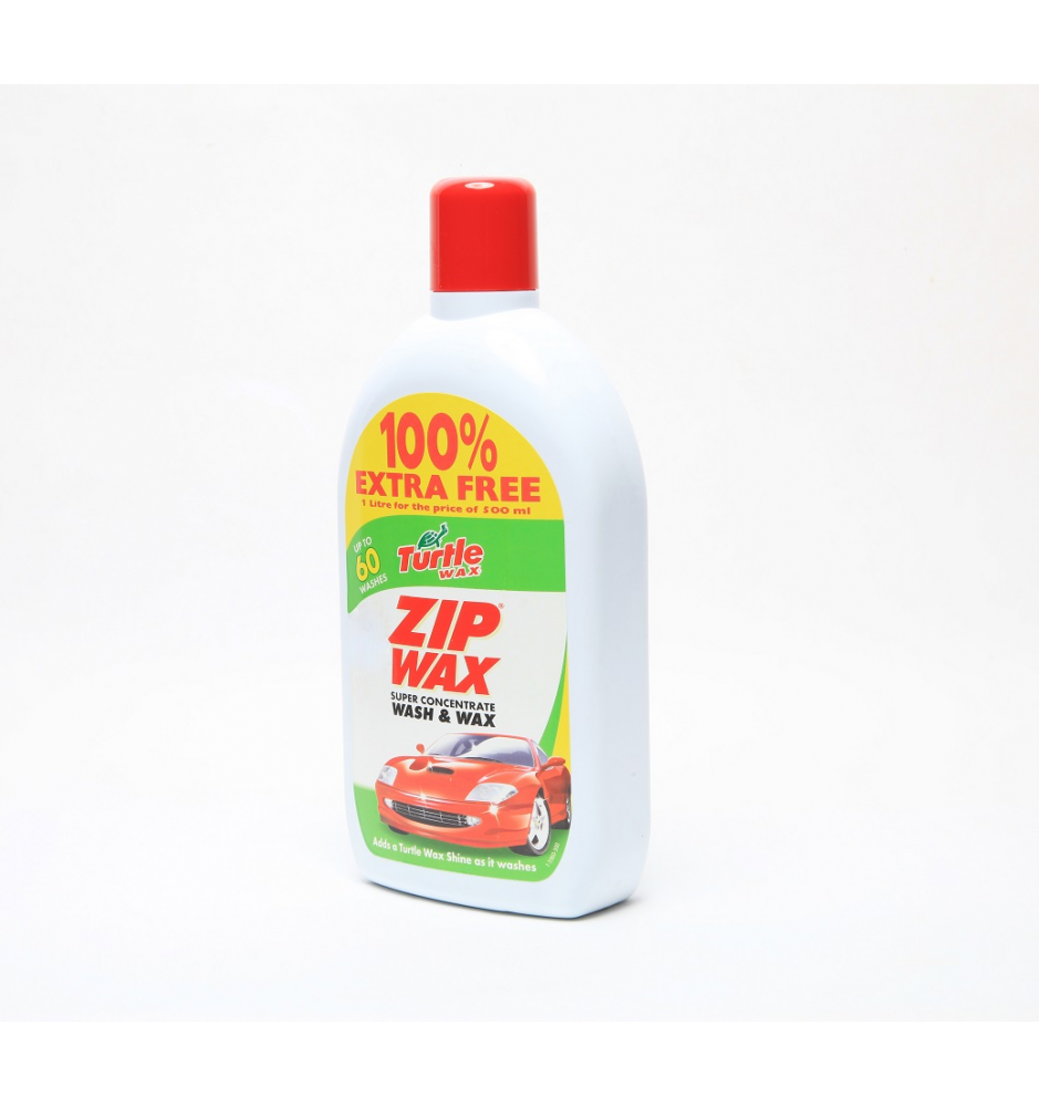 Turtle Wax Zip Wax 1L
