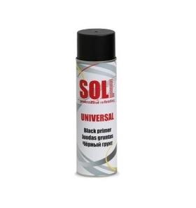 SOLL Základný sprej Čierny