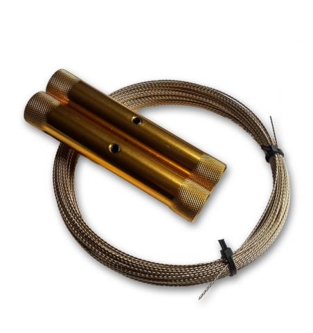Rúčky na drôt na vyrezávanie skiel