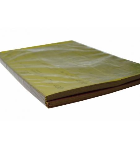 Vodný brúsny papier 230 x 280mm / 50 ks