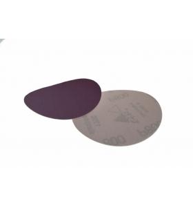 Brúsny kotúč na suchý zips priemer 80mm