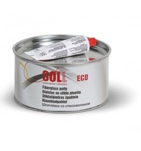 Polyesterový tmel SOLL Fiber Eco 1,5Kg