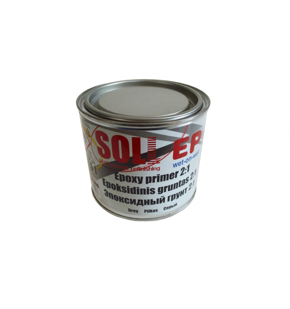 Epoxy 2K-primer SOLL 2+1 Šedý