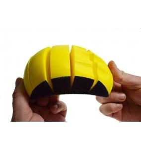 Hoblík penový flexibilný na suchý zips