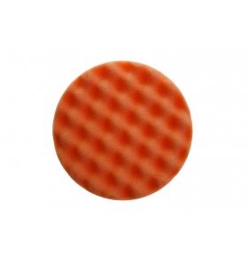 Leštiaci kotúč Waffle 150mm Stredne tvrdý-Oranžový