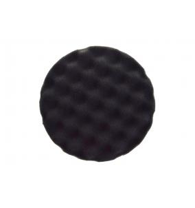 Lešiaci kotúč Waffle 150mm Jemný-Čierny