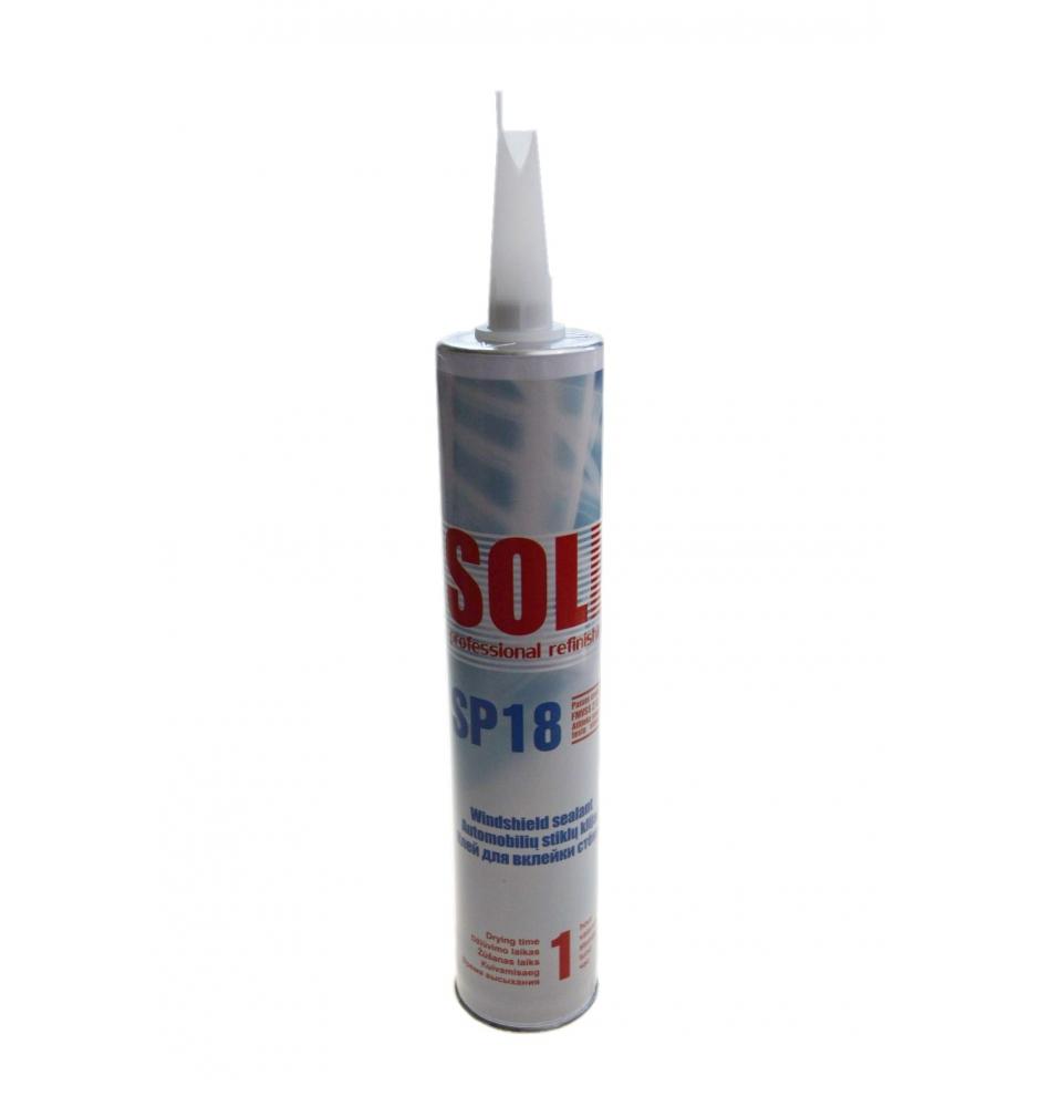 Lepidlo na čelné sklá SOLL SP18