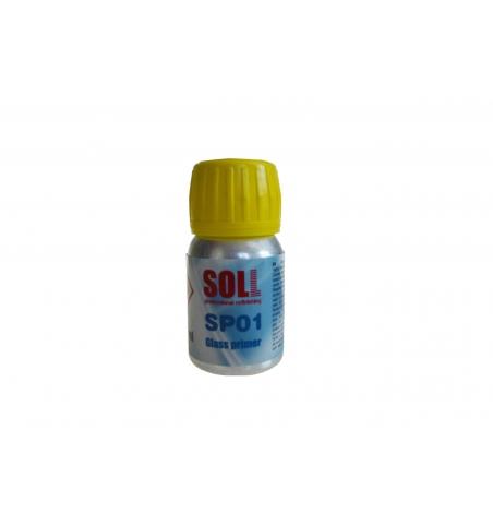 Primer pod lepidlo na čelné sklá SOLL 30ml