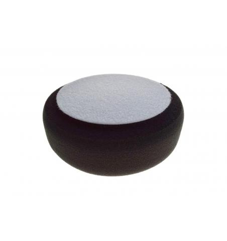 Leštiaci penový kotúč 150mm/5cm Jemný-Čierny