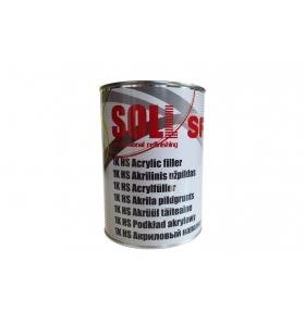 Plnič 1K Acryl HS šedý