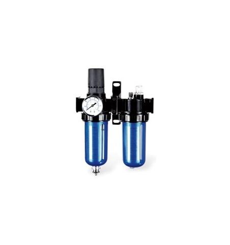 Odkalovač s regulácoiu tlaku a primazávač náradia GAFRL90