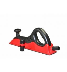 Hoblík s odsávaním prachu na suchý zips 70 x 420mm