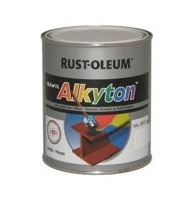 Alkyton žiaruvzdorný strieborný 250ml