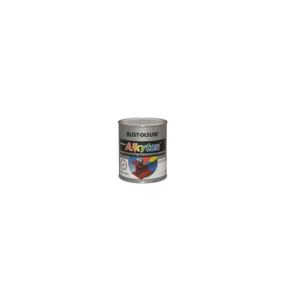 Alkyton žiaruvzdorný čierny 250ml